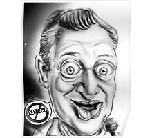 Rodney Dangerfield Caricature Poster