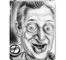 Rodney Dangerfield Caricature iPad Case/Skin