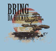 BRING DA RUCKUS - T shirt Kids Clothes