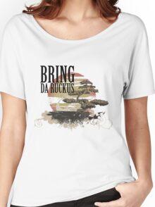 BRING DA RUCKUS - T shirt Women's Relaxed Fit T-Shirt
