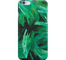 Green Wilder iPhone Case/Skin