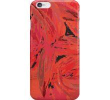 Red Wilder iPhone Case/Skin