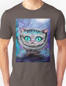 Cheshire Cat from Alice in Wonderland  T-Shirt