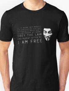 Mask Of Vengeance  Unisex T-Shirt