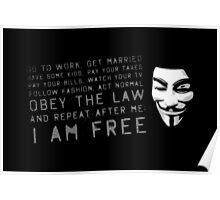 Mask Of Vengeance  Poster