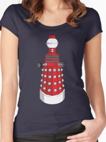 Dalek Tom Women's Fitted Scoop T-Shirt