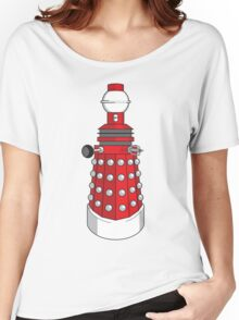 Dalek Tom Women's Relaxed Fit T-Shirt