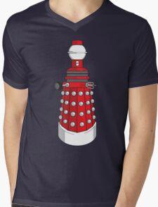 Dalek Tom Mens V-Neck T-Shirt