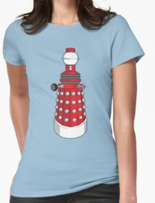 Dalek Tom Womens Fitted T-Shirt