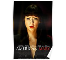American Mary Black Swan Style Poster Poster
