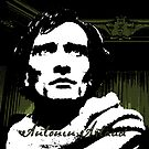 Antonin Artaud, French Playwright, Poet, Actor & Director 1896-1948 by Sally McLean