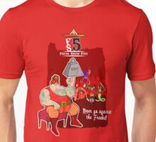 Freak Show Five - Pack Of Heroes Unisex T-Shirt