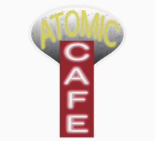 ATOMIC CAFE by thatstickerguy
