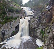 Agnes Falls by Travis Easton