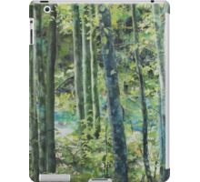 Trees of Riverbanks iPad Case/Skin