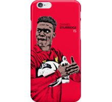 Daniel Sturridge iPhone Case/Skin