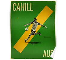 Cahill Poster