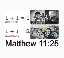 Matthew 11:25 by Speakdatruth619