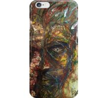 Abstract Self-Portrait iPhone Case/Skin