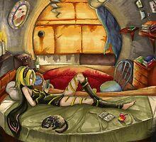 Home Sweet Home by rakkou