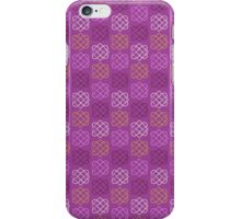 Gemmy Knot Pink iPhone Case/Skin