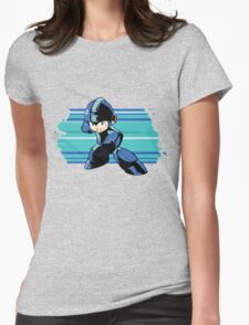 Megaman the Hero of 200x and 20xx Womens Fitted T-Shirt
