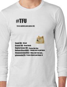 TFU Team Long Sleeve T-Shirt