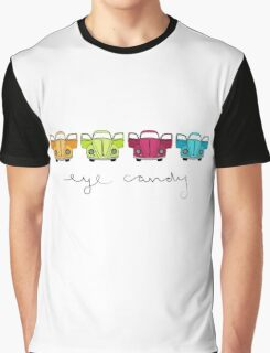 Eye Candy Graphic T-Shirt