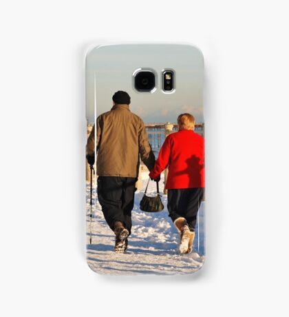 The Winter Walkers Samsung Galaxy Case/Skin