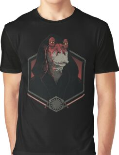 Darth Darth Binks Graphic T-Shirt