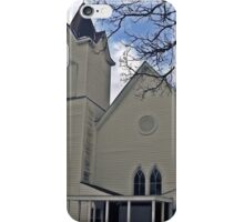 Screen In The Lord  iPhone Case/Skin
