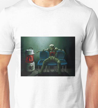 Human Respirator Unisex T-Shirt