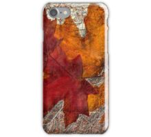 Gritty Fall iPhone Case/Skin
