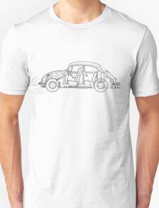 Volkswagen Blueprint T-Shirt
