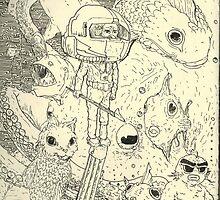 Under da Sea by MattNomC