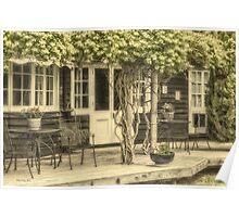 Honeysuckle Cottage #2 Poster