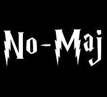 No-Maj Design (White) - FANTASTIC BEASTS AND WHERE TO FIND THEM by enduratrum