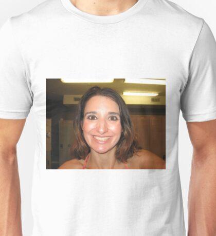 self portraiture Unisex T-Shirt
