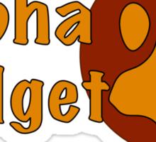 Alpha Gadget Sticker