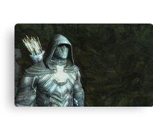 Nightingale Knight [SKYRIM] Canvas Print