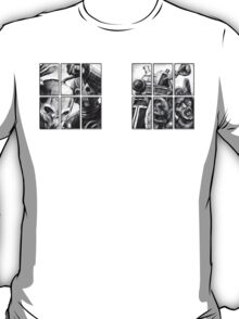 Knock, knock. T-Shirt