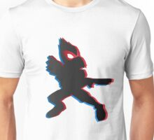 Falco 3D - Super Smash Bros. Unisex T-Shirt
