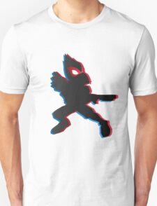 Falco 3D - Super Smash Bros. T-Shirt