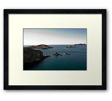 Coronado Islands  Framed Print
