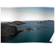 Coronado Islands  Poster