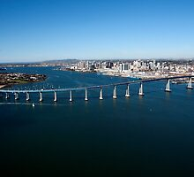 Mission Bay, San Diego by Greg Amptman