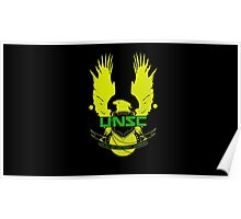 UNSC Logo Poster