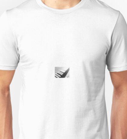 piano enhanced Unisex T-Shirt