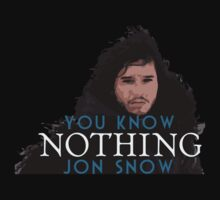 You Know Nothing by Katherine Anderson