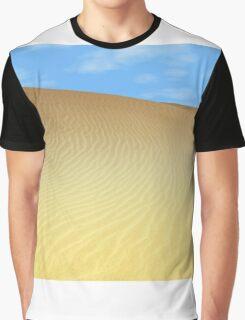 sand dune desert Graphic T-Shirt